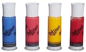 Play-Doh - A8322Eu20 - Loisirs Créatifs - Doh-Vinci - Tubes De Couleurs