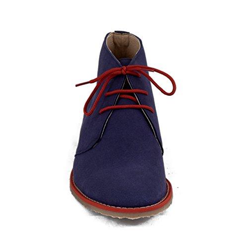 NAE Lagos Blau - Herren Vegan Stiefel - 3