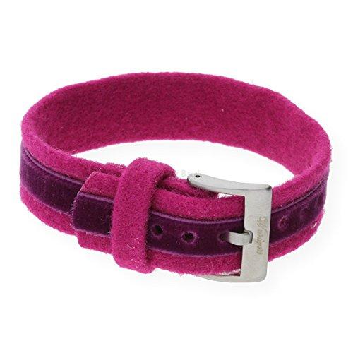 Waidzeit Wechsel-Armband BA0803 ALPIN Armband pink