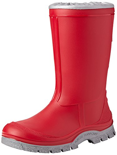 Start-rite Unisex Kids Mud Buster Red Rain Boots
