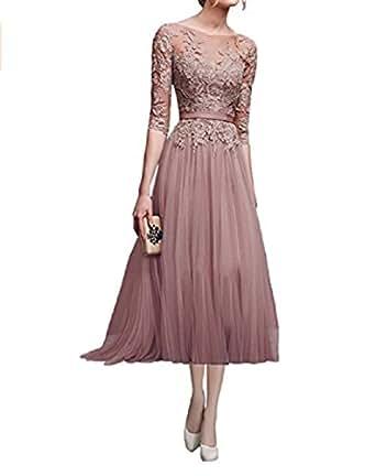 Alice Dressy Elegant Abendkleider Ballkleider Midi Lang ...