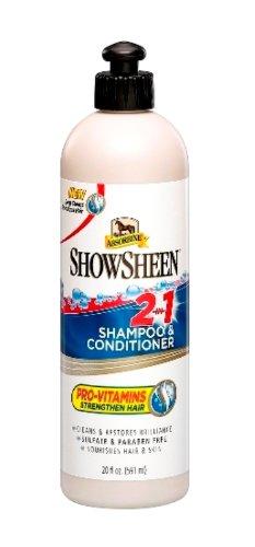 Absorbine-ShowSheen 2-in-1-Pferd Shampoo & Conditioner X 591ml