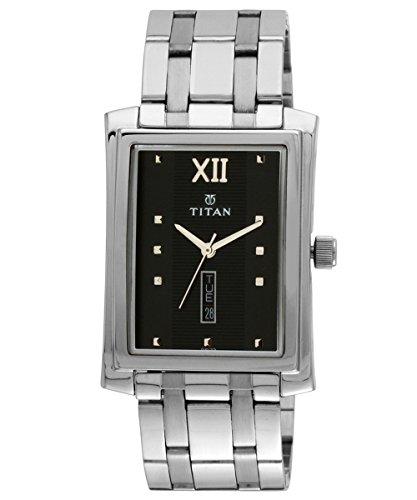 41cY 0agCiL - Titan 90023SM01 Mens watch