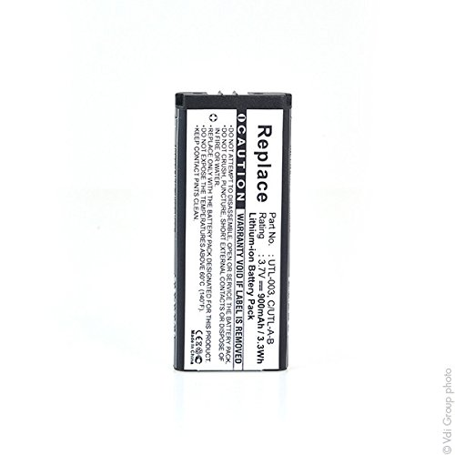 NX - Akku Spielkonsole 3.7V 900mAh - C/UTL-A-BP ; UTL-003