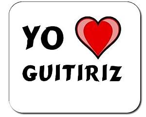 """informatica guitiriz: Almohadilla con estampada de """"Te quiero"""" Guitiriz (ciudad / asentamiento)"""