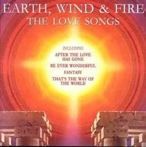 The Love Songs by Earth Wind & Fire (1995) Audio CD