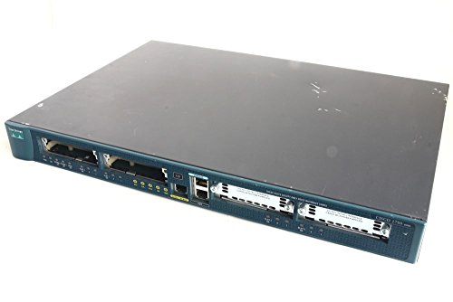 Cisco Systems 1700 Series Model 1760 Modular Access Router VoIP 32MB Flash (Generalüberholt) - 1700-access-router