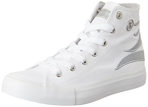 Bogner New Jersey Lady 1, Sneaker Alte Donna Bianco