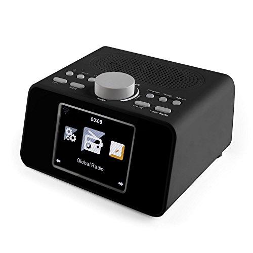 auna i-Snooze Radio de Internet - Altavoz estéreo , De diseño ,...