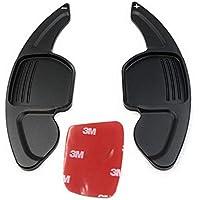 Onlineworld2013 Levas de cambio Shift Paddle Shifter Leon 5F, Leon Cupra, Ibiza 6F Arona