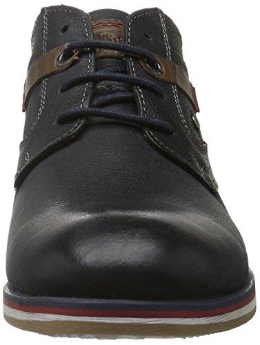 s.Oliver Herren 15108 Chukka Boots Blau (Navy 805)
