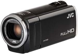 JVC GZ-E 105 BEUM Camescopes Classique 1080 pixels Zoom Optique 40 x 2.5 Mpix