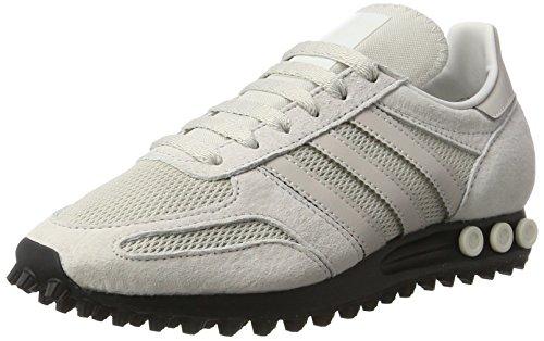 Adidas la trainer og, scarpe da ginnastica basse uomo, beige (pearl grey/pearl grey/core black), 39 1/3 eu