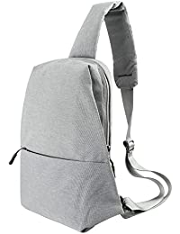 28cfb3aa53 Sling Bag Chest Shoulder Backpack Crossbody Bags for Men Women Travel  Outdoors Business