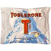 Toblerone chocolate blanco Minis