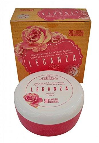 leganza-passion-gommage-avec-lhuile-de-rose-et-le-yogourt