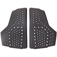 SAS-TEC Brustprotektor Set 2 tlg. SC-1 / CP2 in schwarz