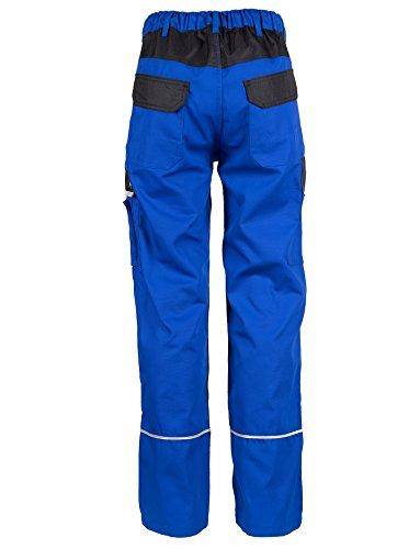 TMG® Herren Bundhose/Cargohose für Mechaniker/Klempner - strapazierfähig - Royalblau (W30 R / EU46) - 2