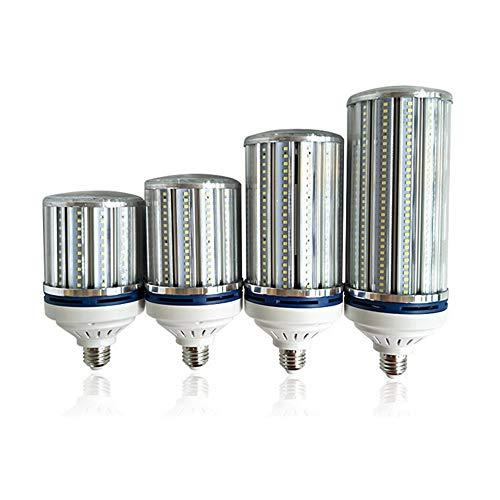 E27 / E40 Base LED Bombilla de luz de maíz, 40W 50W 60W 80W LED bombillas para área de calle al aire libre de Warehouse de garaje AC200-240V 1pcsProducto: Bombilla LEDPotencia: 40w 50w 60w 80wVoltaje de entrada: AC200-240V (Puede funcionar en una red...