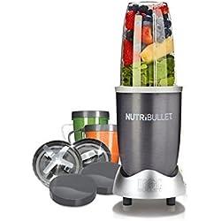 NutriBullet NBR-1240M Appareil à smoothies Gris