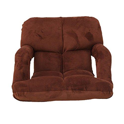 L-R-S-F Canapé paresseux, fauteuil Canapé-lit, lit pliant, canapé arrière, chaise de fenêtre flottante (Couleur : 4#)