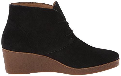 Wedge Chukka Chaussons Bottes Lucky Brand Jeans Junes femme Black