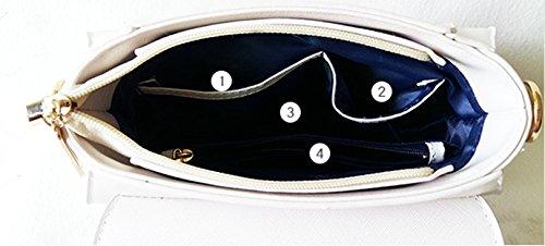 Piccolo pacchetto estivo, la nuova spalla di moda mini spostato lo zaino, studenti versione coreana della borsa preferita selvatica ( Colore : Nero ) Nero