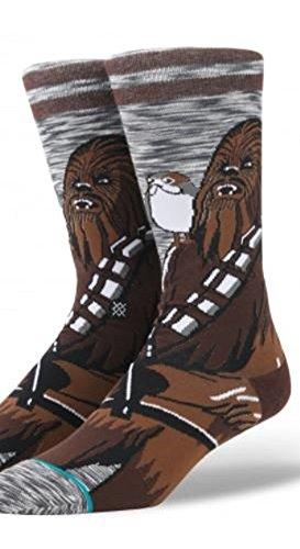 Stance Men's x Star Wars Chewie Pal Socks