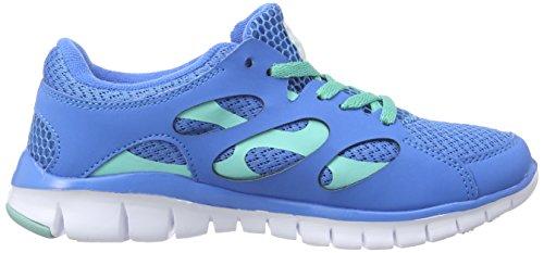 Kappa FOX NC unisex Unisex-Erwachsene Sneakers Blau (6065 blue/ice) JVhQ8uUf5