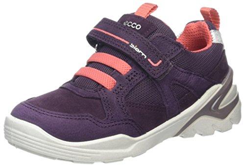 ECCO Mädchen Biom VOJAGE Sneaker, Violett (Mauve/Spiced Coral), 32 EU