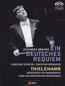 Brahms: Ein Deutsches Requiem [DVD] [2010]