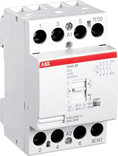ABB-ENTRELEC EN40-40/230V - CONTACTOR EN 40-40 230V