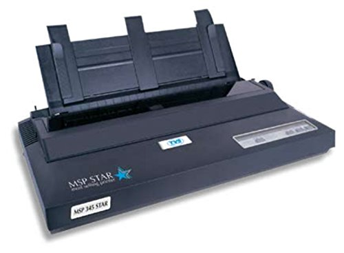 Tvs MSP 345 Monochrome Dot Matrix Printer