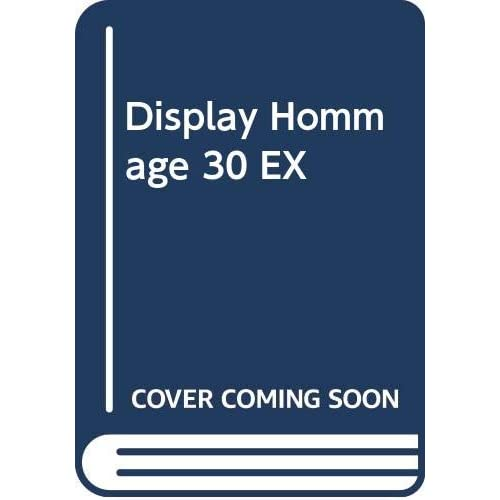 Display Hommage 30 EX