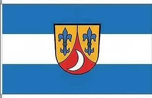 Königsbanner Hissflagge Heimertingen - 120 x 200cm - Flagge und Fahne