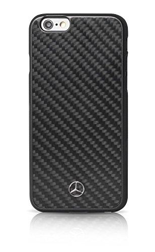 Mercedes MEHCP7RCABK Dynamic Echte Carbon-Faser Hart Schutzhülle für Apple iPhone 8/7