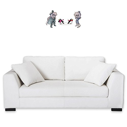 knights-of-the-zodiac-hyoga-and-camus-parody-wall-stickers-funny-video-games-wall-stickers-21-3-4-in