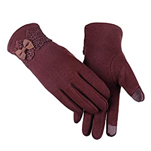 GCC Warme Bogenhandschuhe des Damenwinters