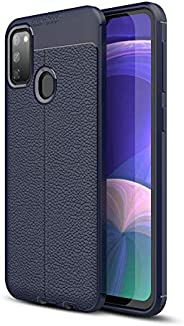 Wuzixi Case for Samsung Galaxy M30s. Double Layer Professional Anti-collision Cover, Durable,Four Corners Thic