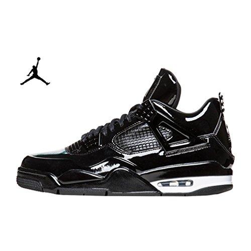 Nike Air Jordan 11 LAB4 BLACK PATENT