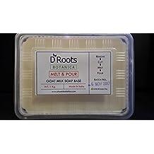 Roots D Botanica Goat Milk Soap Base