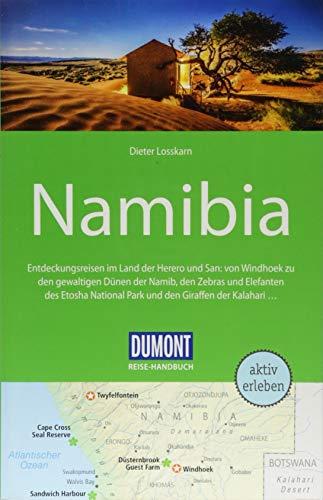 DuMont Reise-Handbuch Reiseführer Namibia: mit Extra-Reisekarte