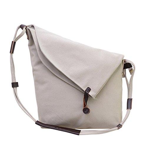 Mefly Einfache Canvas Tasche Handtasche Schultertasche Tasche Fashion Großhandel Hersteller Im Namen Des Außenhandels White