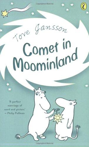Comet in Moominland (Moomintroll)