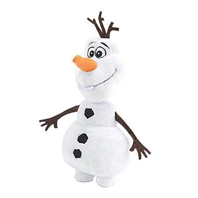 Disney 201780–Peluche Frozen–Olaf el muñeco de Nieve, 35cm de Disney