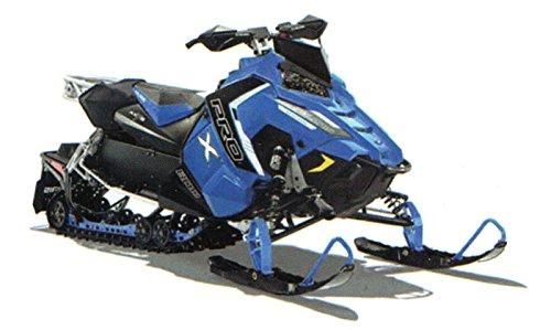 Polaris 800 Switchback Pro-X [NewRay 57783] Moto de nieve, Azul, 1:16 Die...