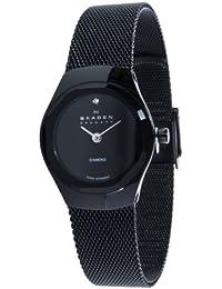 Skagen Damen-Armbanduhr XS Analog Quarz 432SBSB