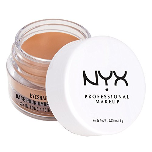 NYX Eye Shadow Base, Nude, 1er Pack (1 x 6 g) - Augenlid Primer