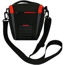 digiETUI 68071APA - Funda de nailon para cámara digital compacta Panasonic (híbrida)