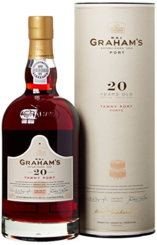 Graham\'s Tawny Port 20 Years Lieblich (1 x 0.75 l)